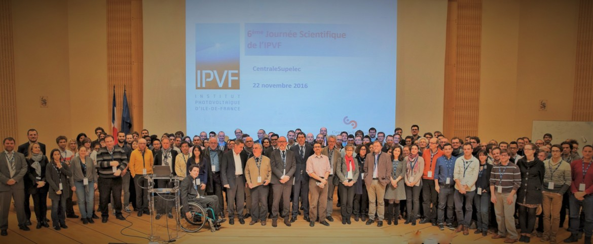6th IPVF scientific  Day
