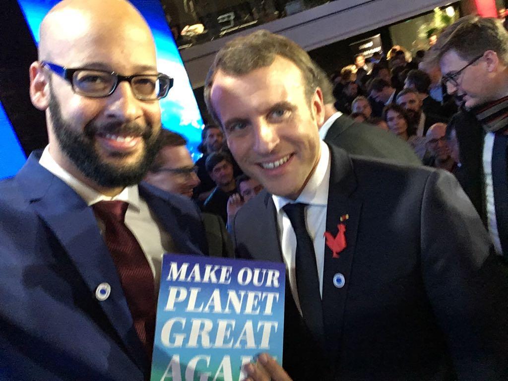 «Make our planet great again»: IPVF partenaire d'un des 18 projets retenus