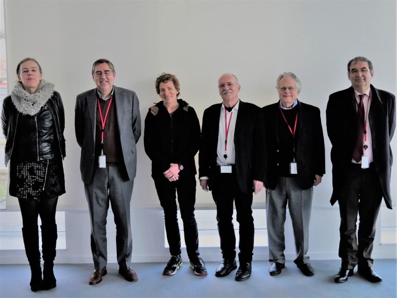 International Advisory Scientific Committee 2018 edition in IPVF new building