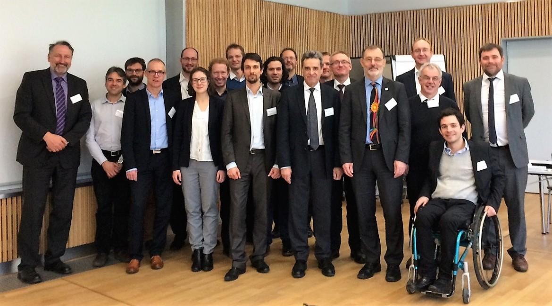 IPVF is visiting Fraunhofer ISE institute
