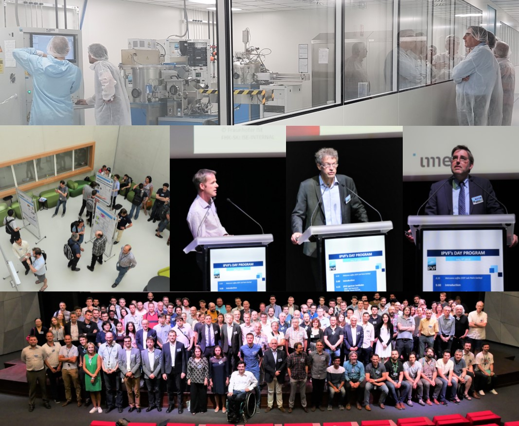 9th edition of the IPVF Scientific Day